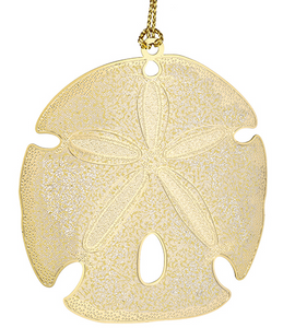 Sanddollar Ornament