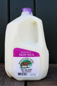 Skim Milk (Mapleline Farm)