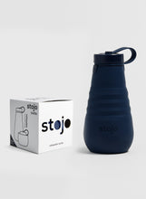 Load image into Gallery viewer, Stojo Collapsible Water Bottle