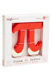 Pizza Pi Cutter