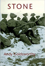 Load image into Gallery viewer, Andy Goldsworthy Book, Stone