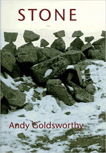 Andy Goldsworthy Book, Stone