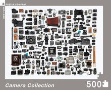 Load image into Gallery viewer, Camera Collection Puzzle