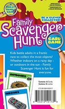 Load image into Gallery viewer, Family Scavenger Hunt Card Game