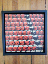 Load image into Gallery viewer, Fenway Ball Park photographs framed on wood by Sharon Schindler