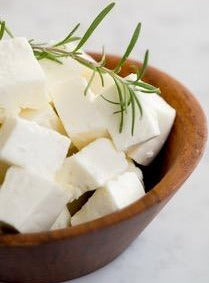 Feta Goat Cheese (Valley View Farmstead)
