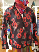 Load image into Gallery viewer, Giverny Reversible Jacket - Trimdin Artisan Museum Range