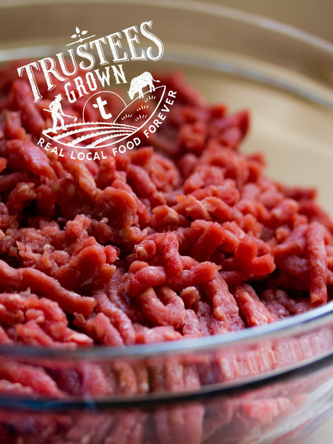 Ground Beef, 100% Grass-fed & Pasture-raised (Appleton Farms - Trustees Grown)
