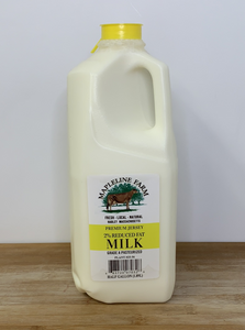 2% Milk (Mapleline Farm) AVAILABLE TUESDAY - SUNDAY