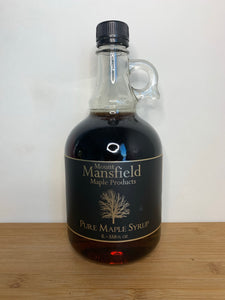 Maple Syrup, Organic (Vermont)
