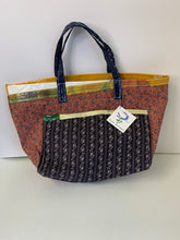 Load image into Gallery viewer, Handcrafted Bags, Locally Made with Recycled Materials (Purpose Reimagined, Penny Tree Farm)