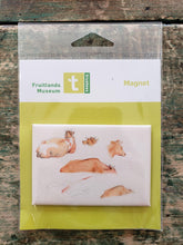 Load image into Gallery viewer, Polly Thayer Starr Exhibit - Fridge Magnet