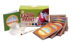 Eco Friendly Kid's Paint Set