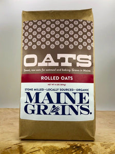 Oats, Organic Rolled (Maine Grains)