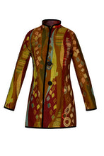 Load image into Gallery viewer, Sedona Fiesta Reversible Jacket - Trimdin Artisan Museum Range