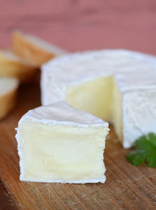 Triple Cream Cheese, Organic - Champlain Valley