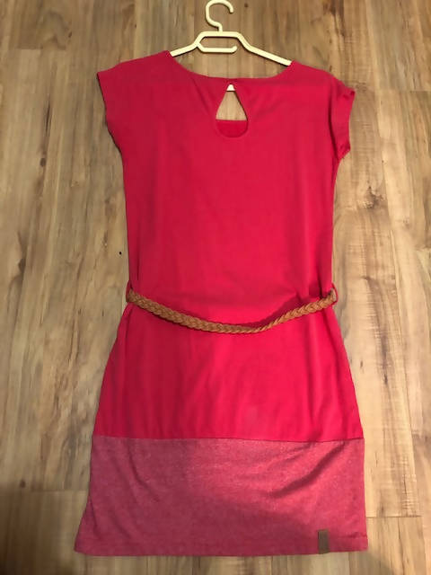 Robe ragwear rouge