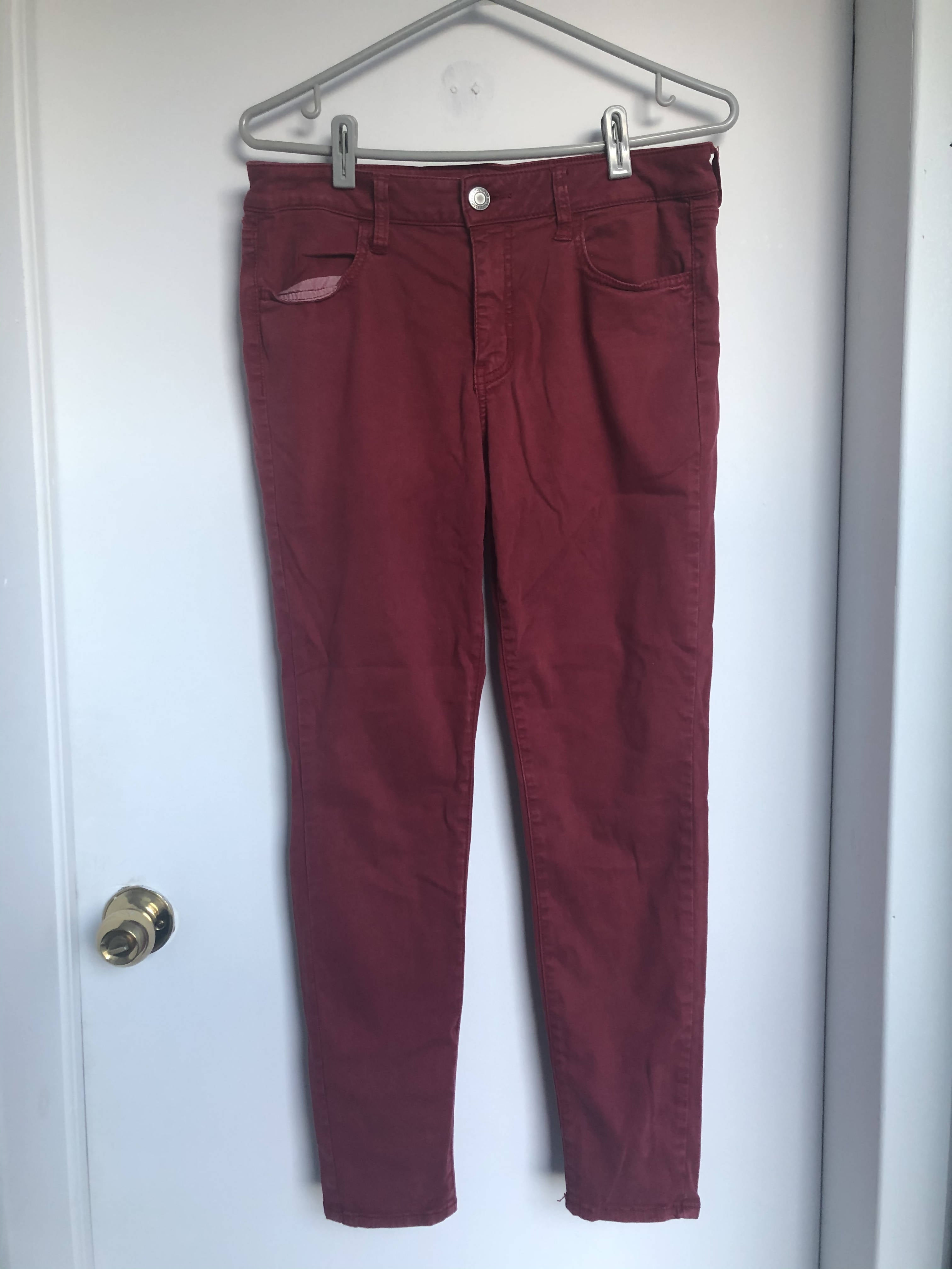Jeggings American eagle 12 régulier