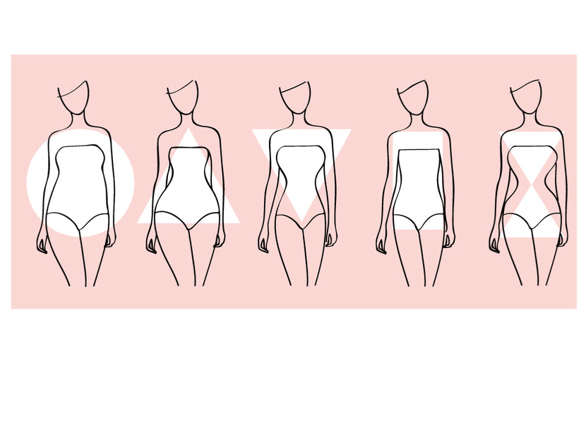 #LovetheShapeofYou: How to Choose the Best Shapewear for Your Body Type