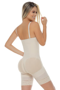 NYC Strapless Bodysuit