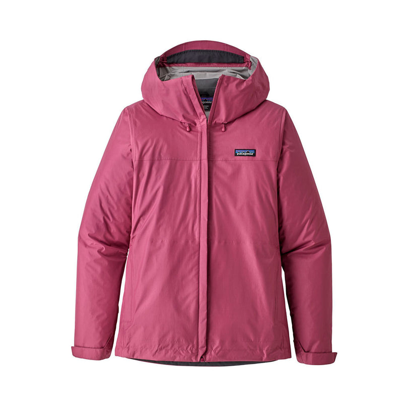Chaqueta Impermeable Mujer Torrentshell Jacket Arrow Red