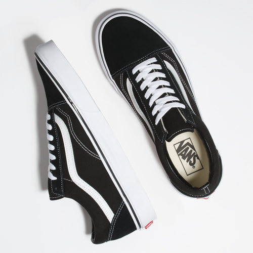 Zapatillas Old Skool Black/White