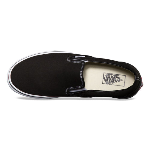 Zapatillas Classic Slip-On Black