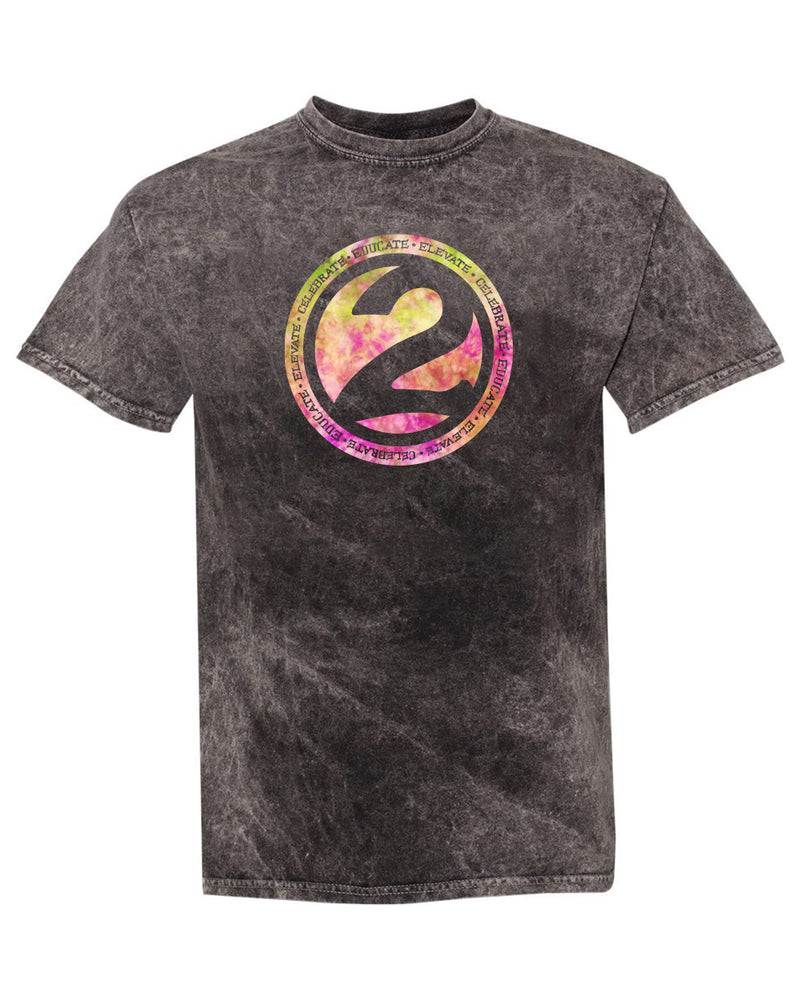2 Ball T-Shirt (Black Mineral Wash)