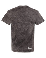 Blazin' Forward T-Shirt (Black Mineral Wash)