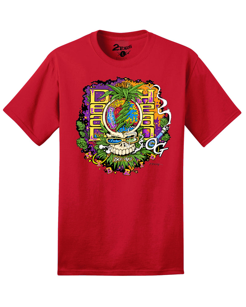 Dead Head OG T-Shirt (Red)