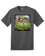 Grease Monkey T-Shirt (Charcoal)