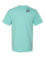 Green Crack T-Shirt (Mint)