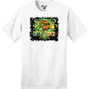 Green Crack T-Shirt (White)