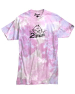 Time 2 Chill T-Shirt (Pink Tie Dye)