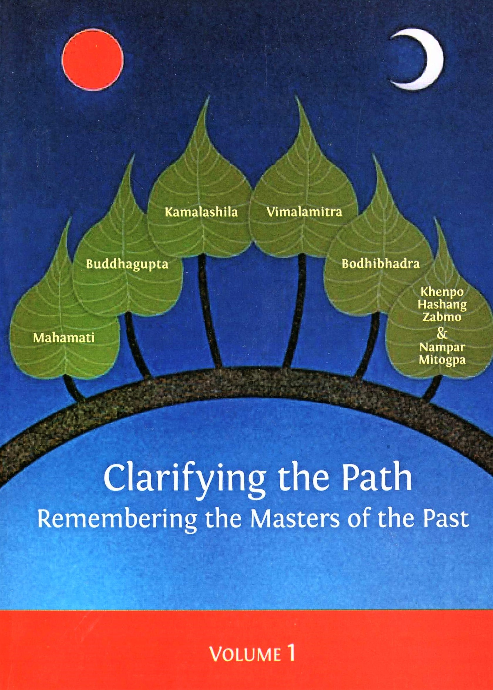 Clarifying the Path, Remembering Masters of the Past