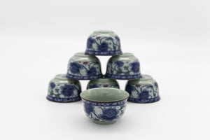 Porcelain Offering Bowl Set, Small