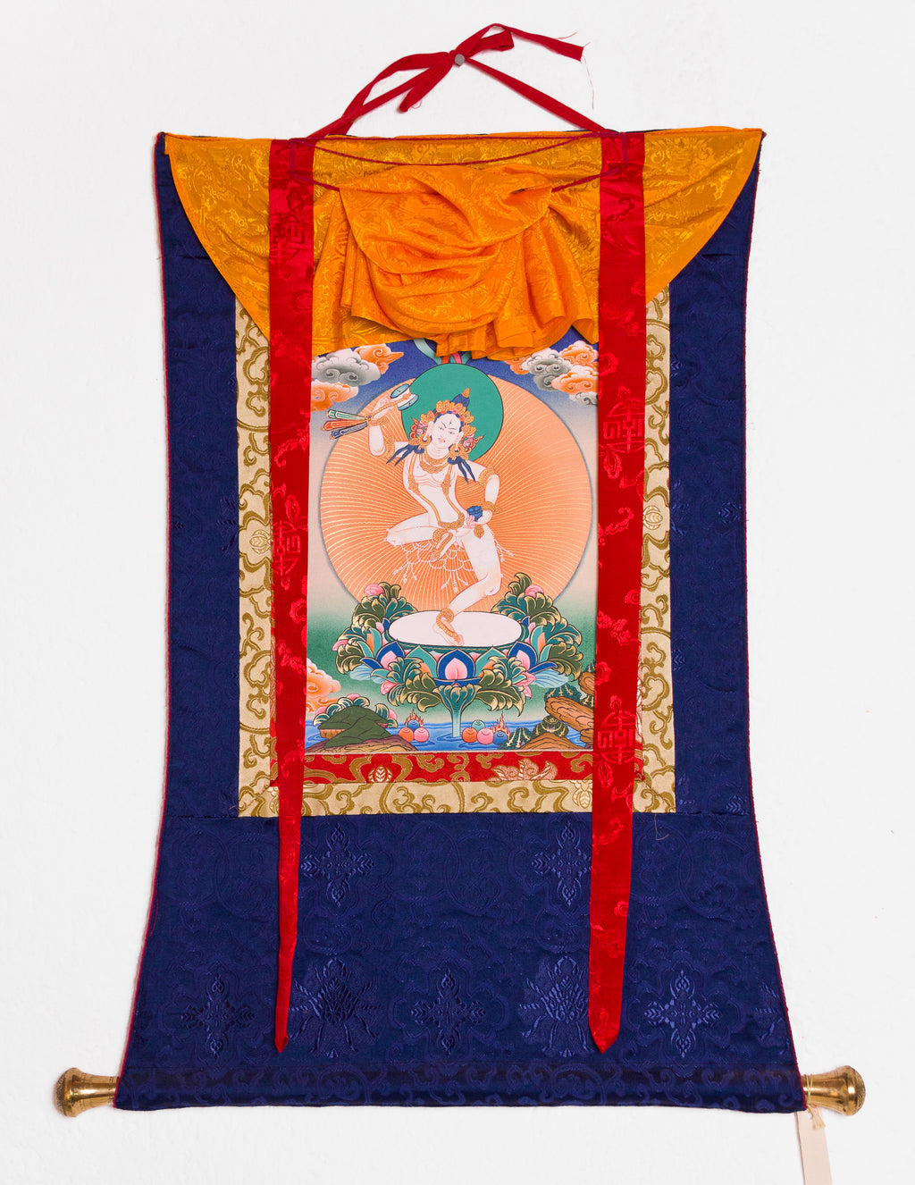 Machig Labdrön Thangka I