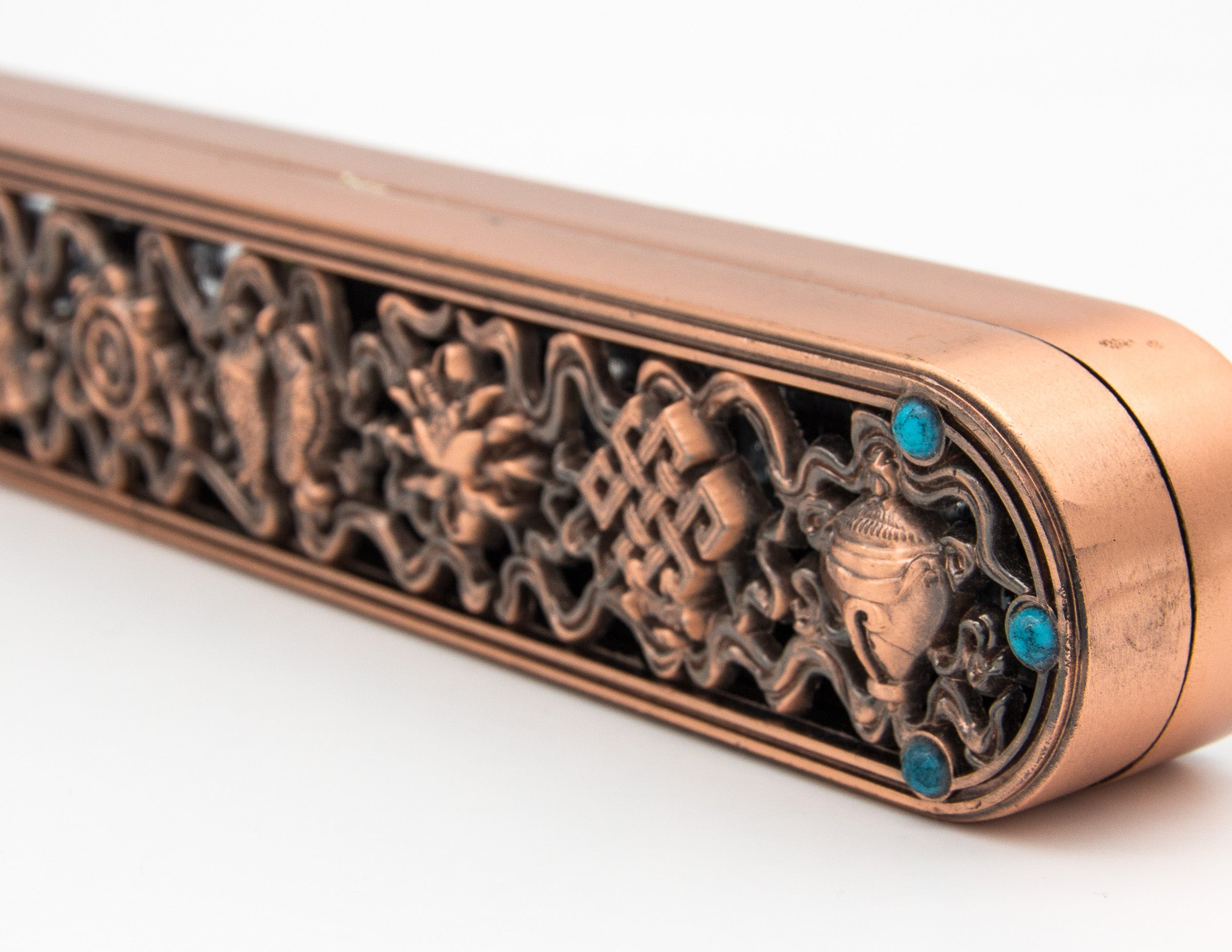 Cylinder Incense Burner