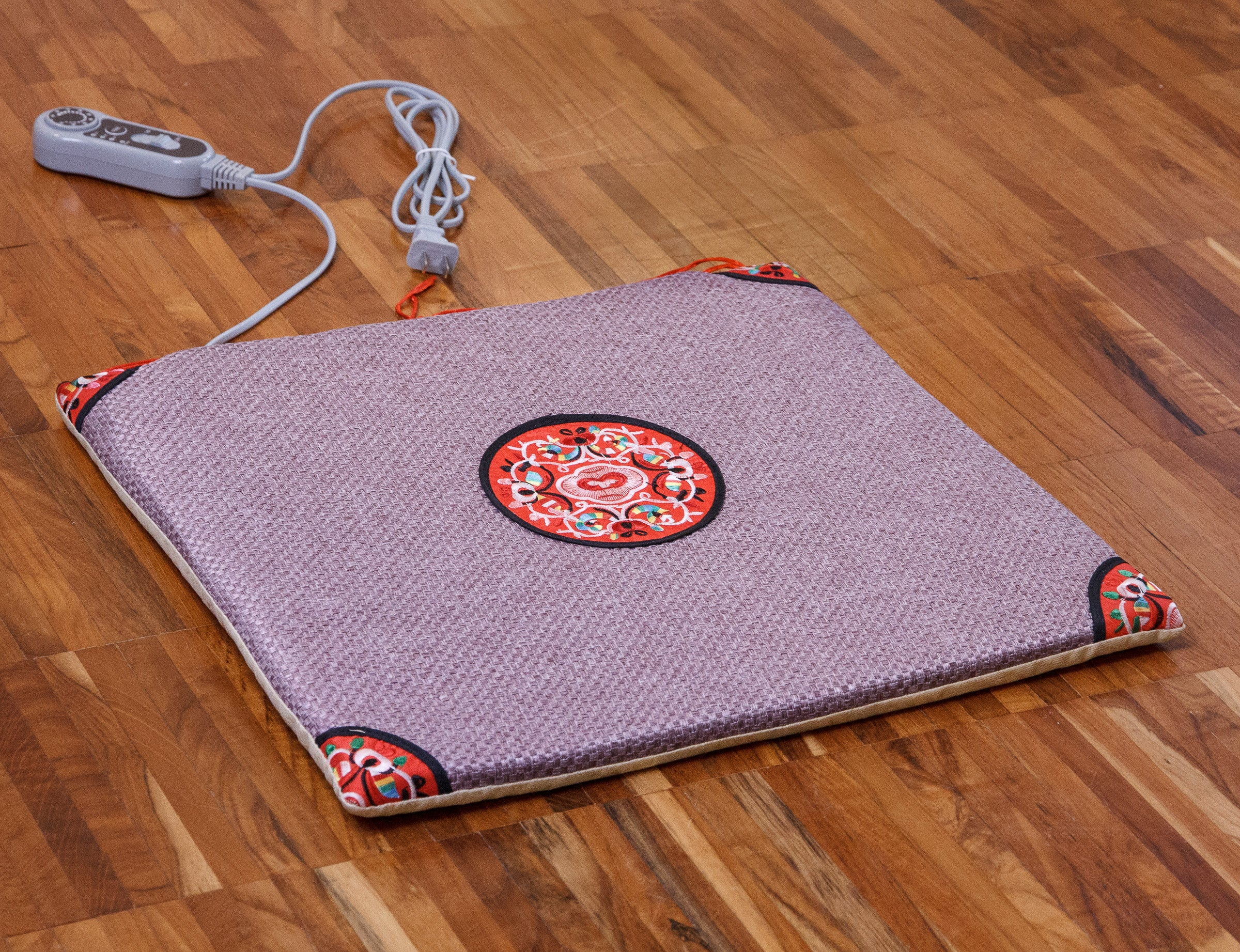 Heated Meditation Pad