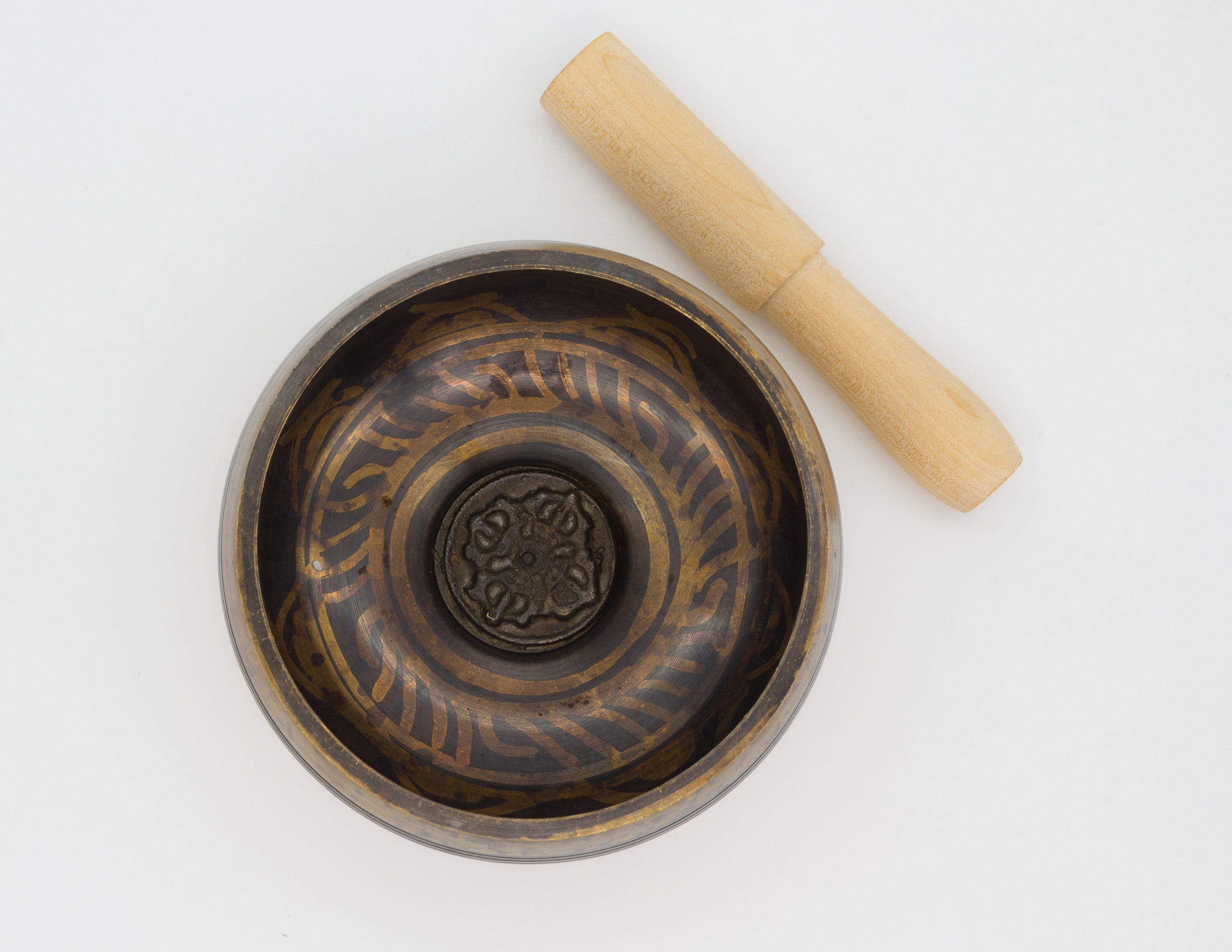 Mantra Singing Bowl IV