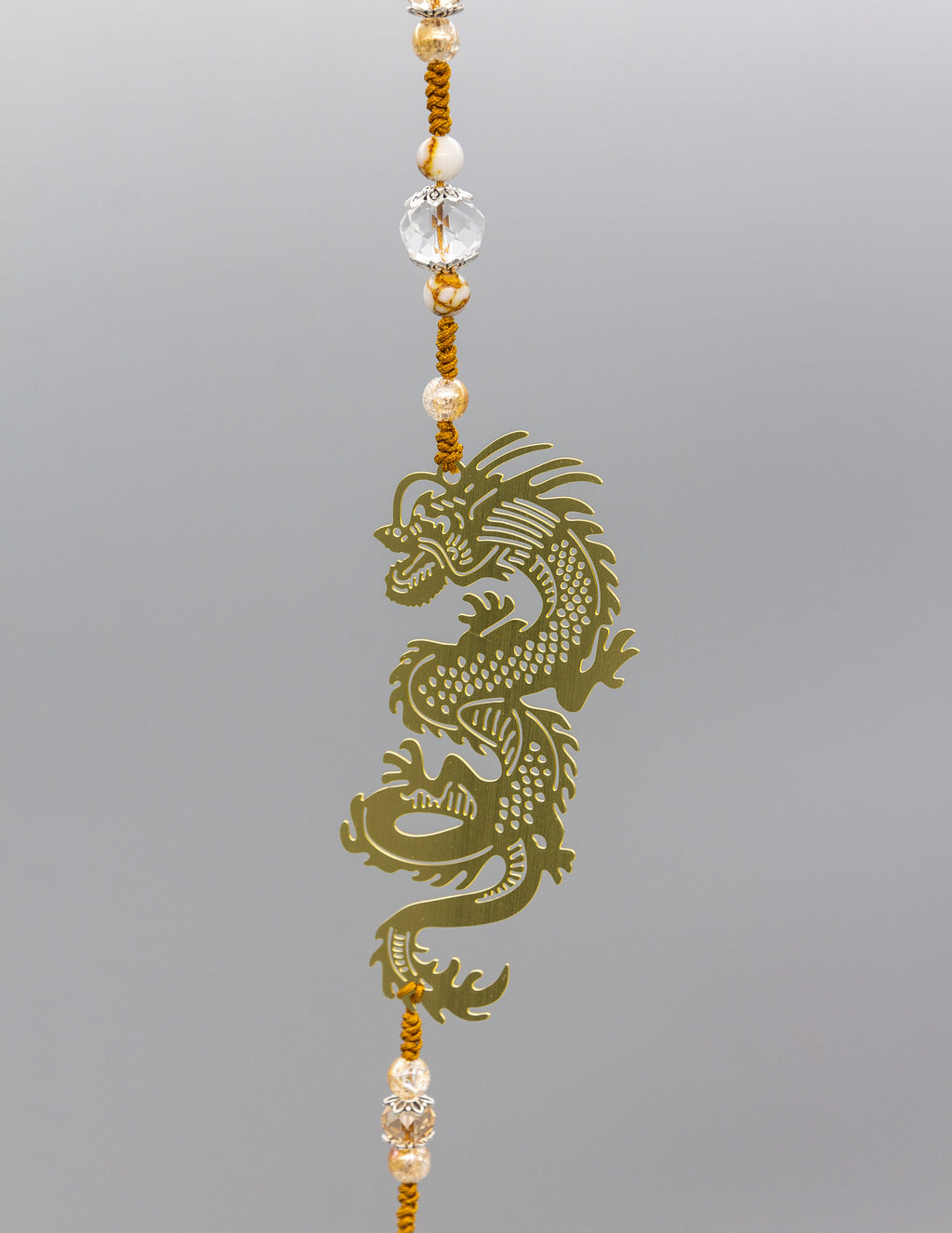 Handcrafted Dragon Pendant