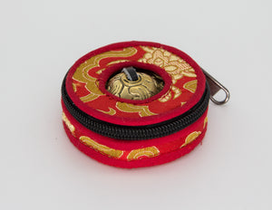 Dragon Tingshas with Case