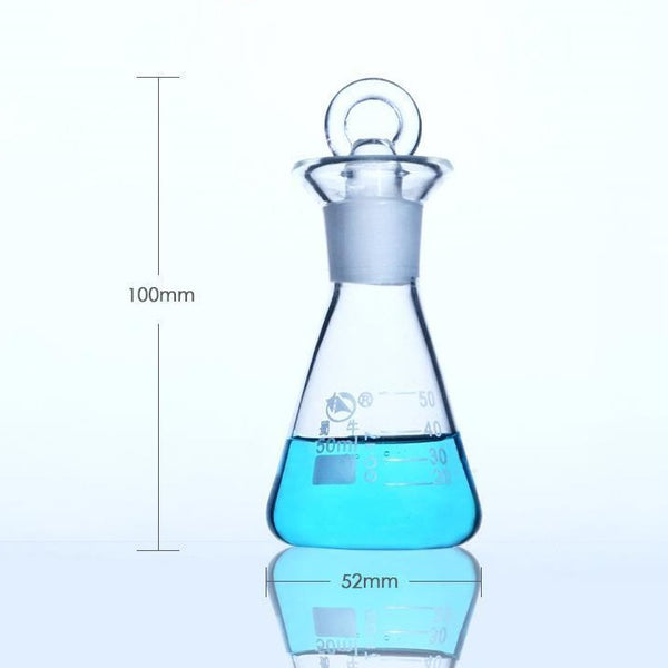 Palloni per determinazione di iodio, da 50 ml a 1.000 ml - Laborxing