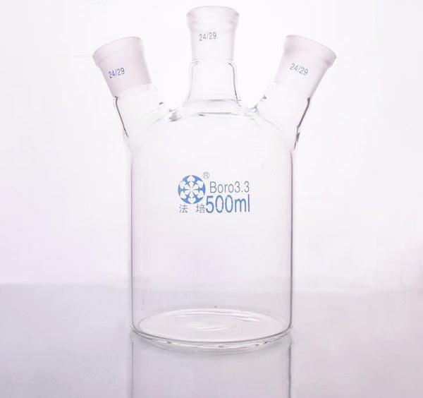 Botella Woulff, capacidad de 250 a 5.000 ml - Laborxing