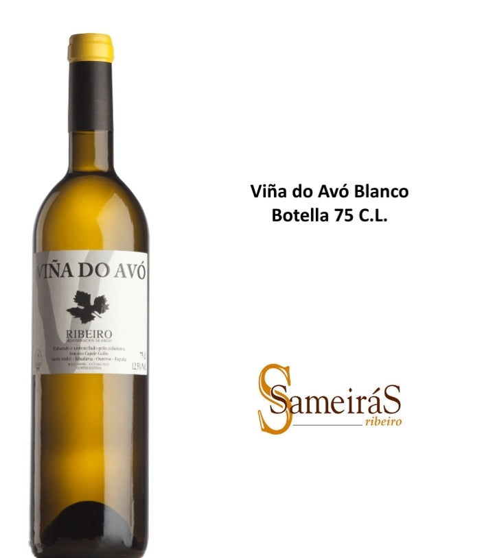 Viña do Avó Blanco Botella 75 C.L.