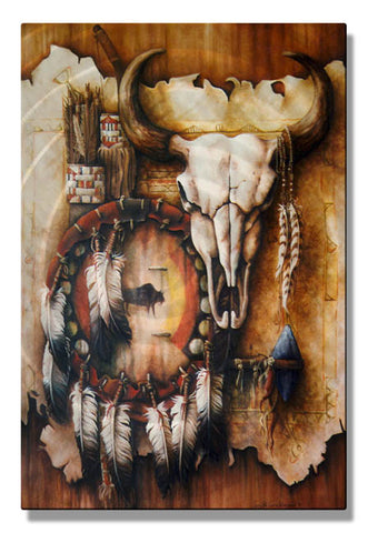 Native Symbolism Southwestern Art