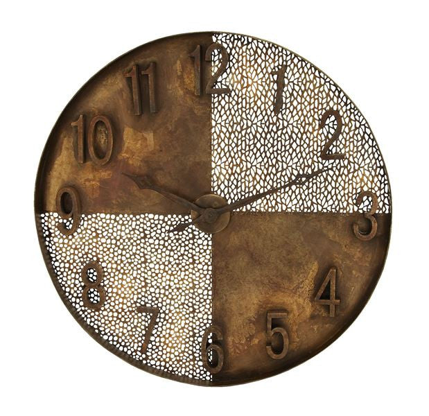 High Design Quadrants of Time Wall Clock