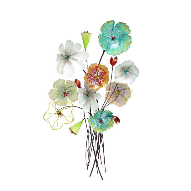 Lighthearted Bouquet Flower Wall Art