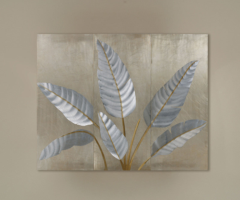 Beckoning Botanicals Metal Wall Art