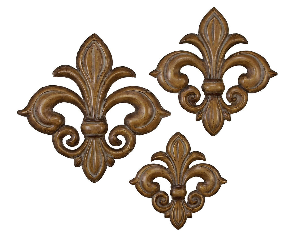 Francesca Wall Accents Set of 3